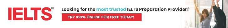 Most Trusted IELTS Preparation Provider